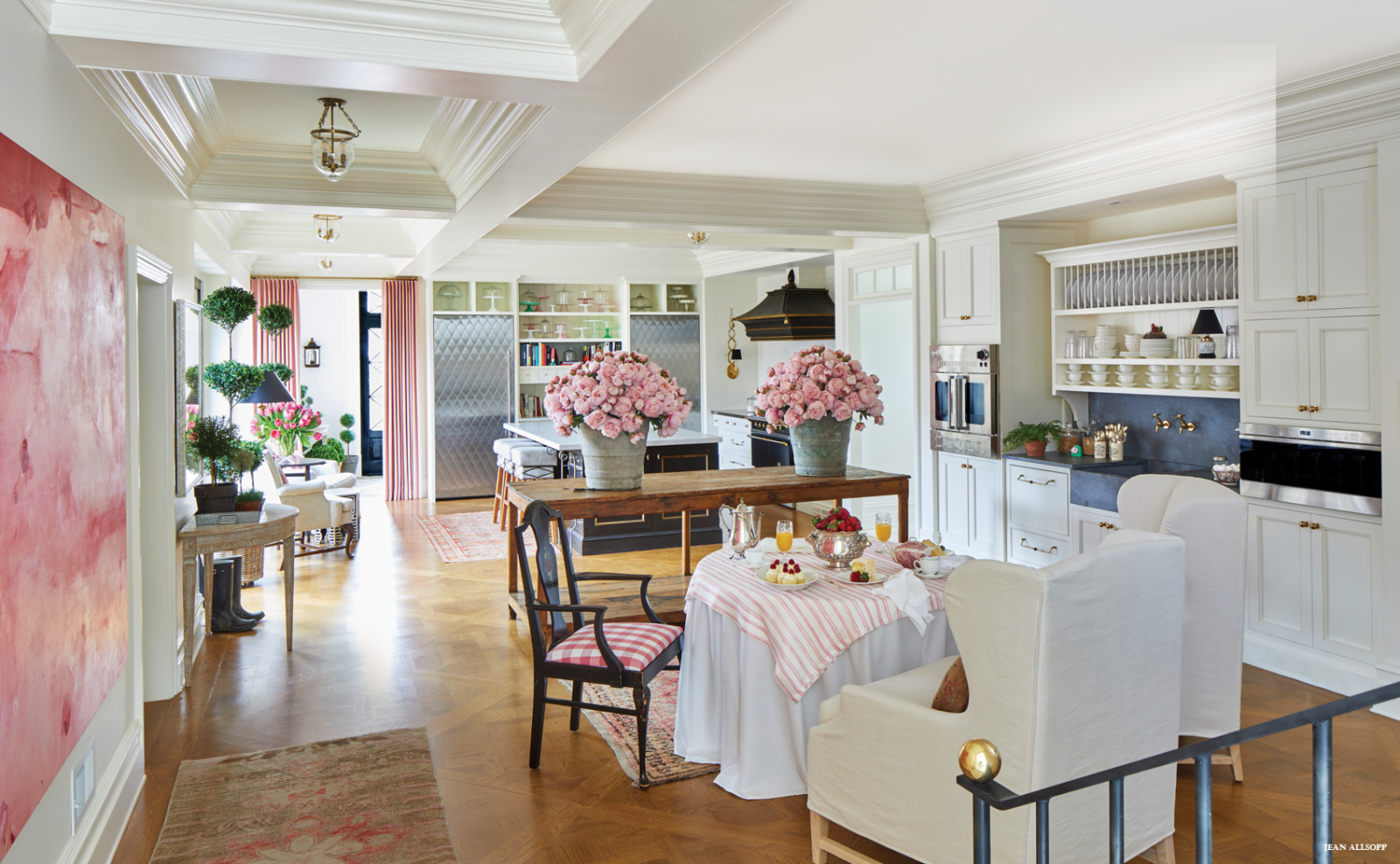 While totally committed to their edgewood neighborhood and still in love with the charm of their 1934 home the lyntons were seeking more space