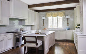 Style And Function Unite In This Open Concept Kitchen